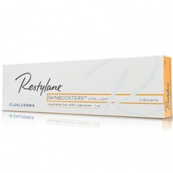 RESTYLANE SKINBOOSTER VITAL LIGHT Lidocaine
