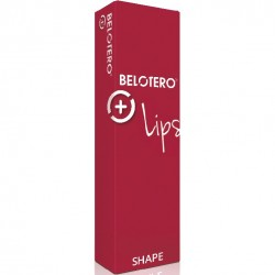 BELOTERO Lips Shape Lidocaine