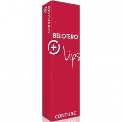 BELOTERO LIPS CONTOURE (1x0.6ml)
