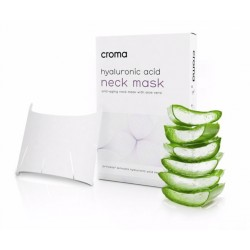 NECK MASK Anti-Aging Neck Mask with Hyaluronic Acid